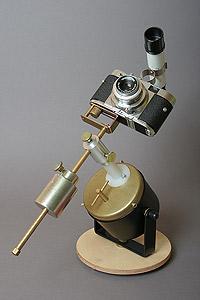 Purus - Uhrwerksmontierung